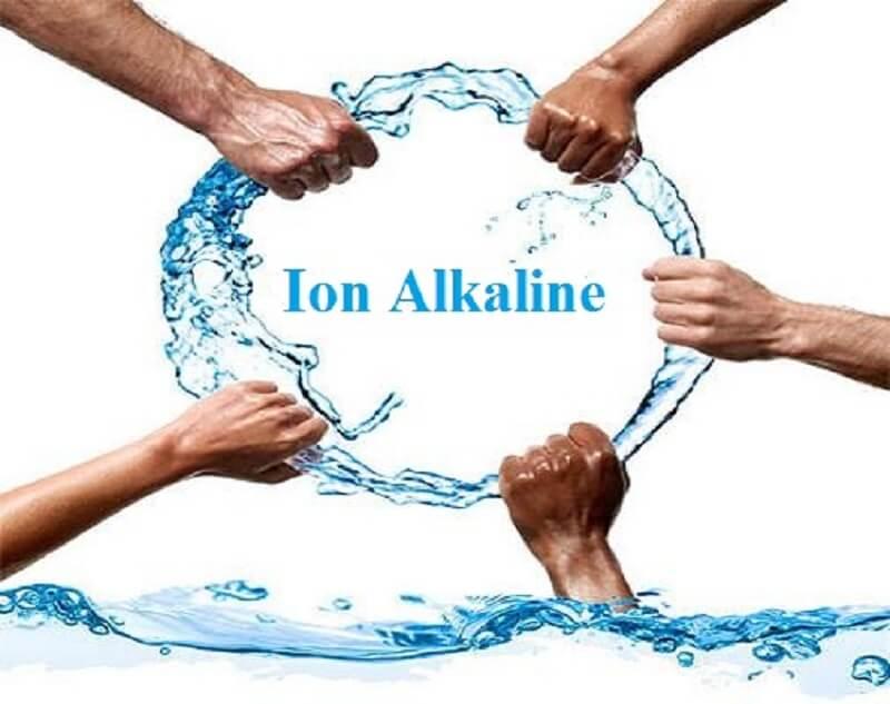Nước Alkaline còn được gọi là nước ion kiềm Alkaline