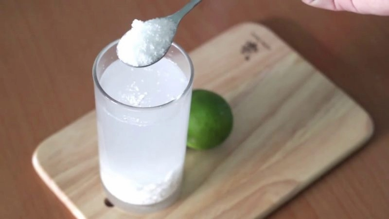 Kết hợp bột sắn dây với chanh có hiệu quả giải độc cao