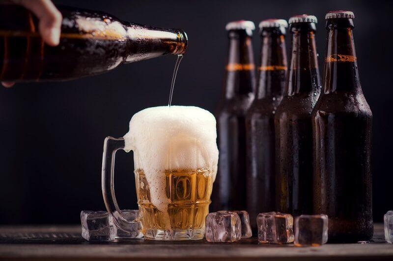 Bệnh gan nhiễm mỡ do sử dụng rượu bia đang chiếm khoảng 90%