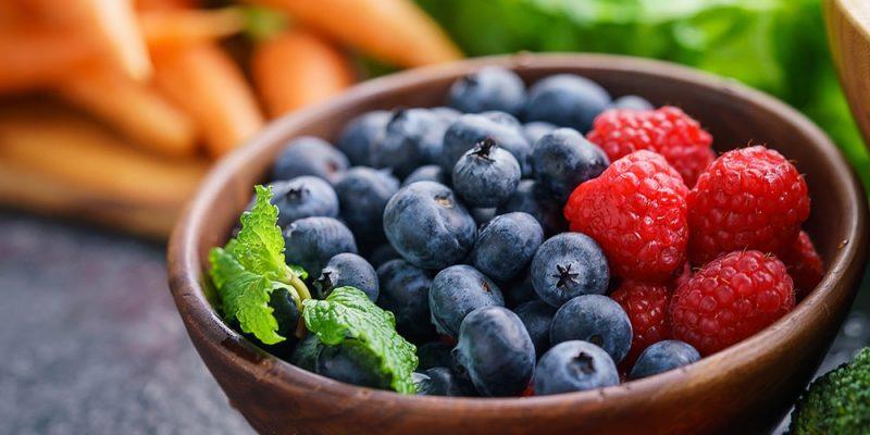 Bổ sung các chất oxy hóa trong thực phẩm giúp hạn chế phát triển gốc tự do