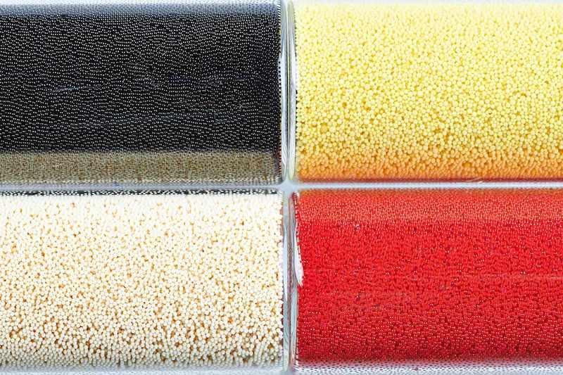 Trên thị trường có rất nhiều loại hạt nhựa trao đổi ion khác nhau