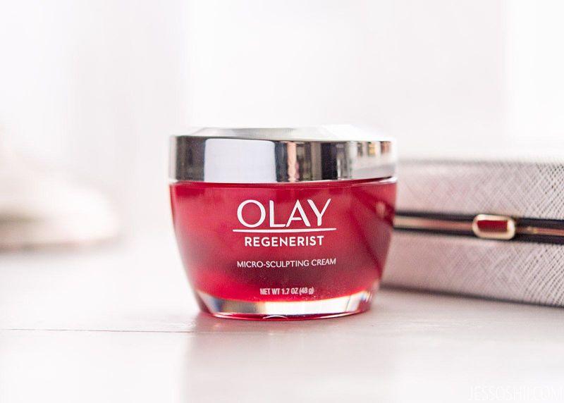 Olay Regenerist Micro-Sculpting là kem chống lão hóa được nhiều chị em lựa chọn