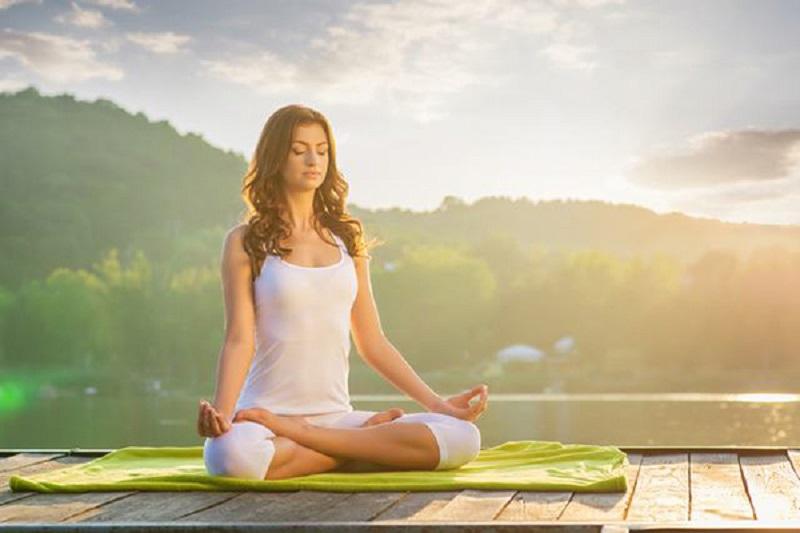 Mỗi ngày bạn cần dành ra khoảng 30 phút để thở thật sâu và chậm rãi