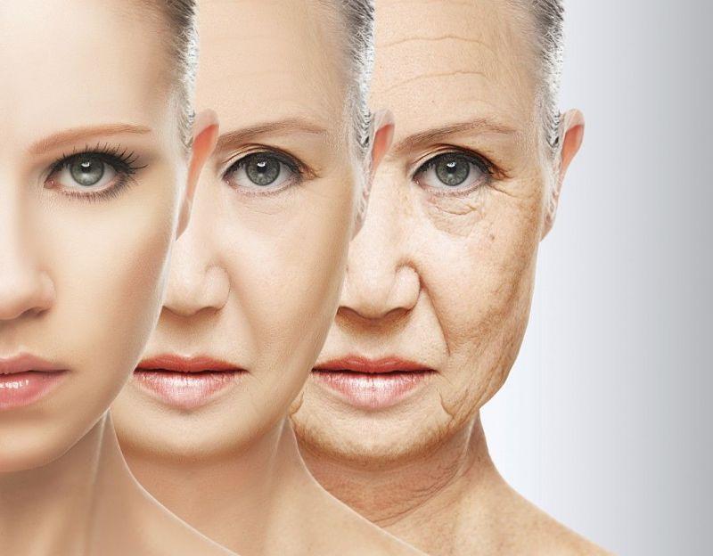 Lão hóa là một quá trình tất yếu sẽ diễn ra khi cơ thể già đi