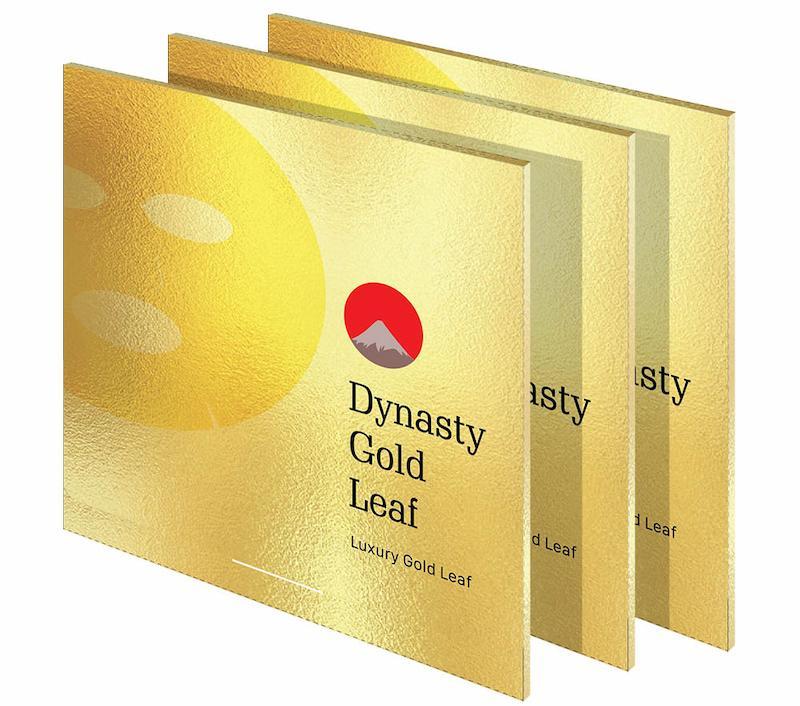 Mặt nạ vàng Dynasty Gold Leaf của Nhật