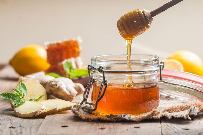 Mật ong chứa nhiều hoạt chất tốt cho sức khỏe