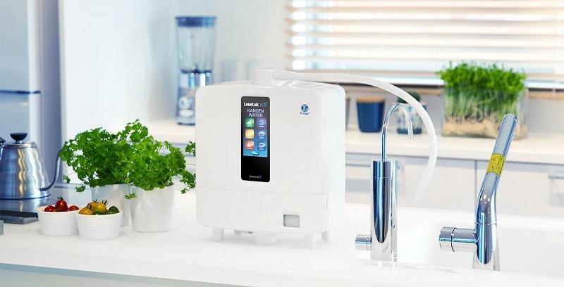 Với 8 tấm điện cực tạo ra các nguồn nước với độ pH khác nhau phục vụ mọi nhu cầu