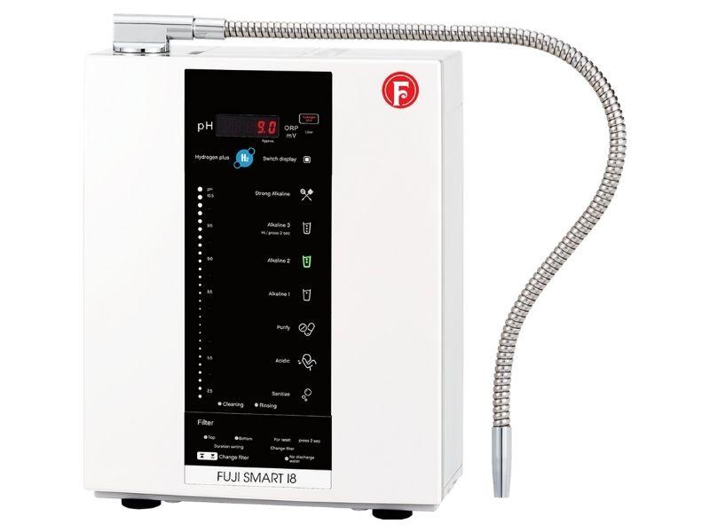 Hình ảnh máy lọc nước ion kiềm Fuji Smart I8