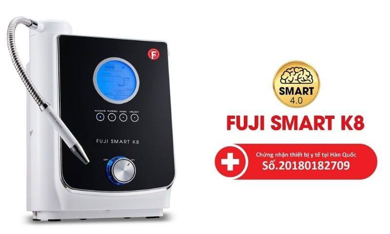 Fuji Smart K8 đạt chứng nhận MFDS về sản xuất và tự do thương mại thiết bị y tế tại Hàn Quốc