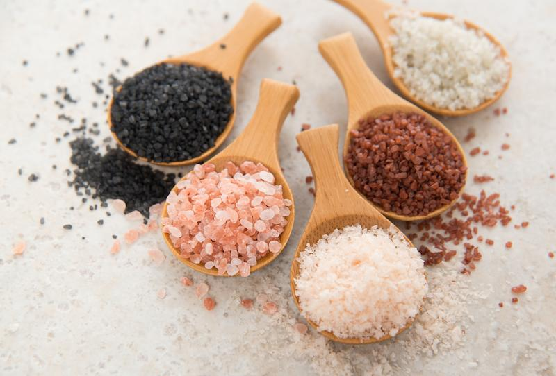 Dựa theo nguồn gốc và màu sắc muối được chia thành nhiều loại khác nhau