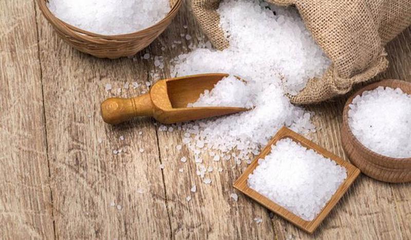 Cần bổ sung đủ lượng muối mỗi ngày để bảo vệ sức khỏe tốt nhất