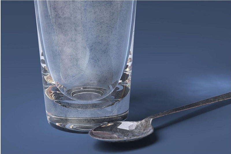 Nhận biết nước đang sử dụng là loại có tính cứng hay không thông qua việc xuất hiện những đốm màu trắng trên vật dụng hằng ngày
