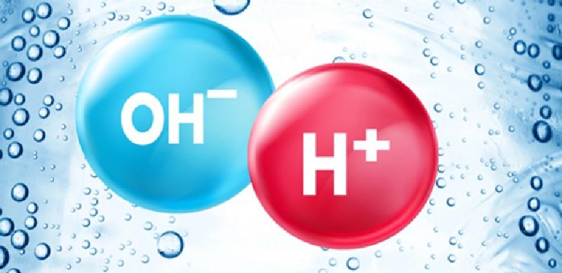 Nước điện giải chứa các ion H+ và OH- rất giàu Hydro và khoáng chất tự nhiên
