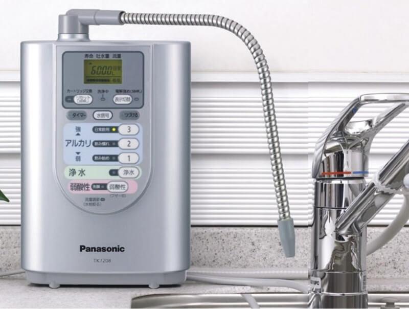 Máy lọc nước điện giải ion kiềm bán ở đâu