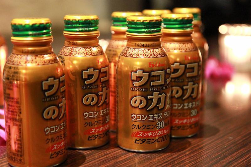 Nước giải rượu Nhật Bản Ukon No Chikara từ tinh chất nghệ
