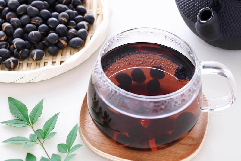 Giải rượu nhanh chóng với nước đậu đen