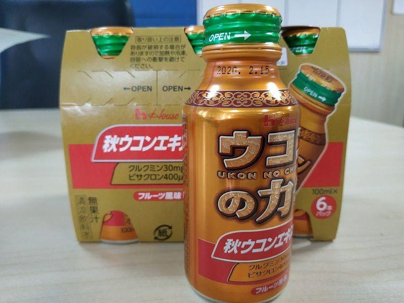 Sản phẩm Power of Ukon Extract