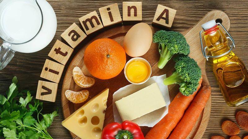 Vitamin là các chất rất quan trọng với cơ thể