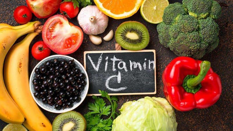Vitamin C là một loại vitamin tan trong chất béo có khả năng chống oxy hóa cao.