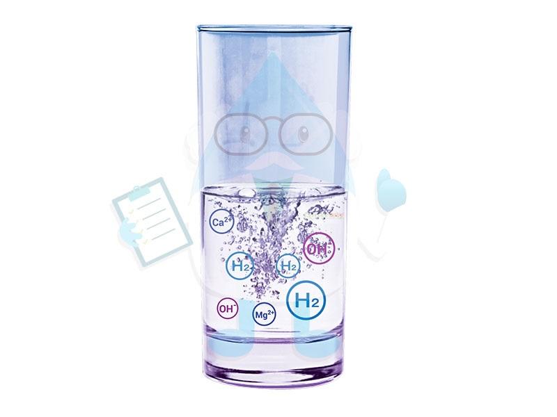 Nước kiềm còn được gọi là nước điện giải có chứa tính kiềm tự nhiên