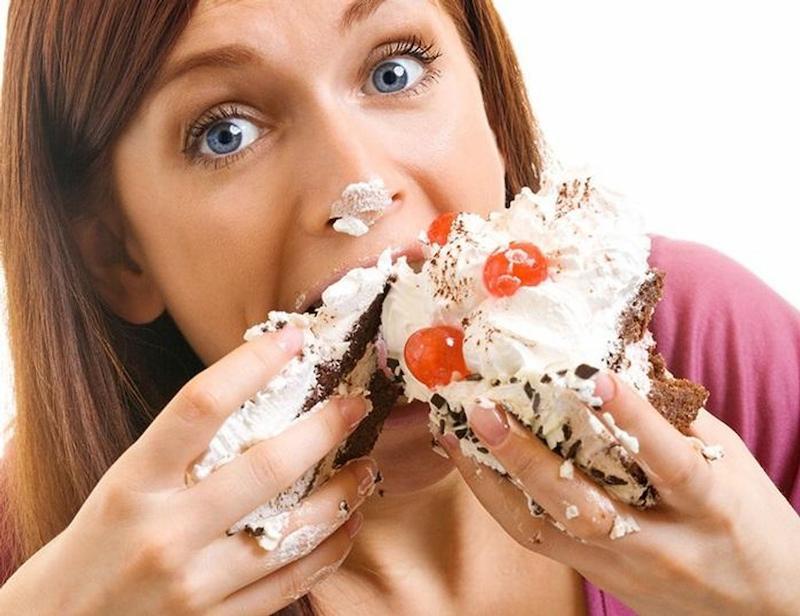 Ăn nhiều đồ ngọt khiến cơ thể bị suy giảm miễn dịch