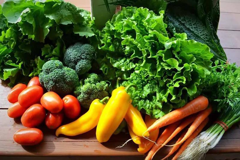 Bổ sung rau xanh giúp cải thiện hệ miễn dịch hiệu quả