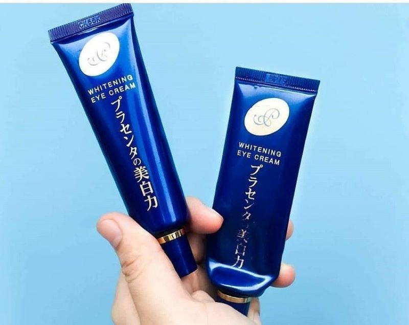 Sản phẩm Meishoku Placenta Medicated Whitening Eye Cream