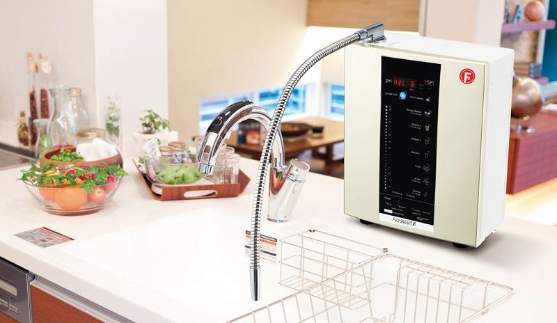 Máy lọc nước ion kiềm Fuji Smart là dòng máy duy nhất trên thế giới được sản xuất bởi một tập đoàn y tế.