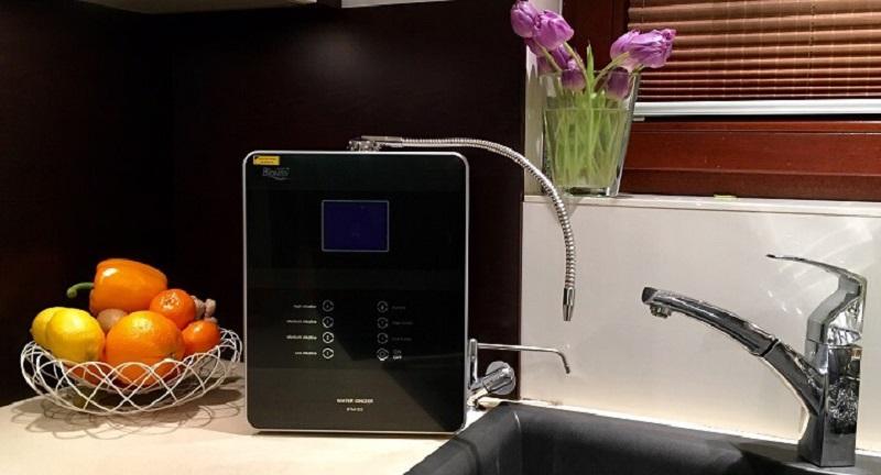 Biontech là hãng sản xuất máy lọc nước điện giải duy nhất được FDA Mỹ công nhận là thiết bị y tế loại 1