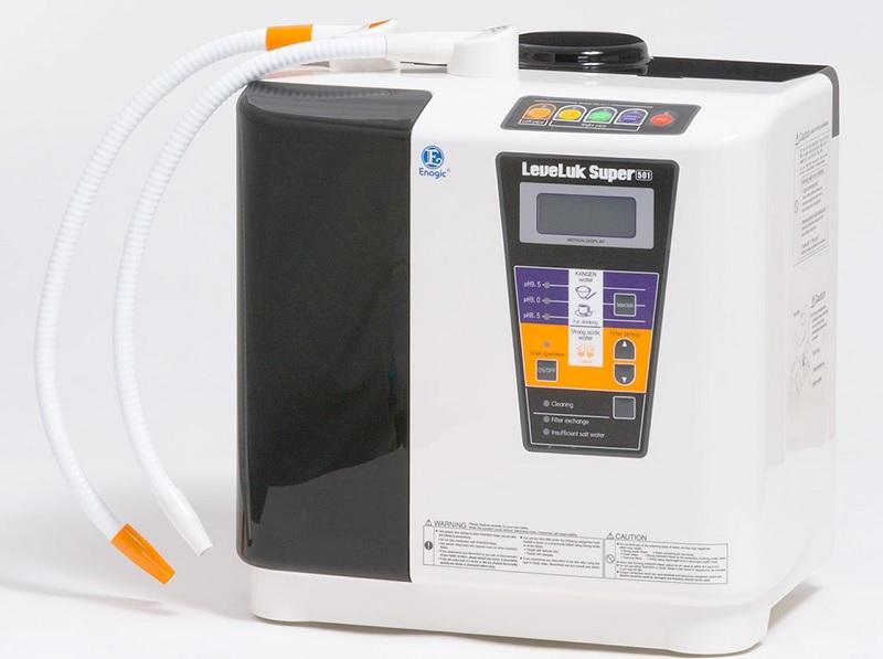 LeveLuk Super 501 là máy lọc nước có công suất lớn nhất từ trước đến nay của Enagic