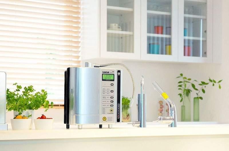 Máy giúp tạo ra 7 loại nước nên người dùng có thể sử dụng với nhiều mục đích khác nhau