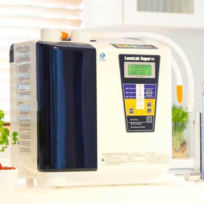 Super 501 là máy lọc nước có công suất lọc lớn nhất từ trước đến nay của Enagic