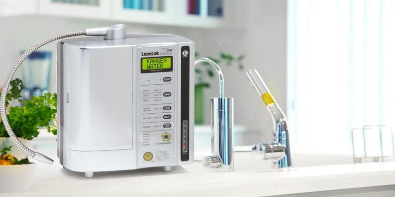 Máy lọc nước ion kiềm Leveluk tích hợp công nghệ Inverter tiết kiệm điện ngay cả khi đang trong chế độ chờ.