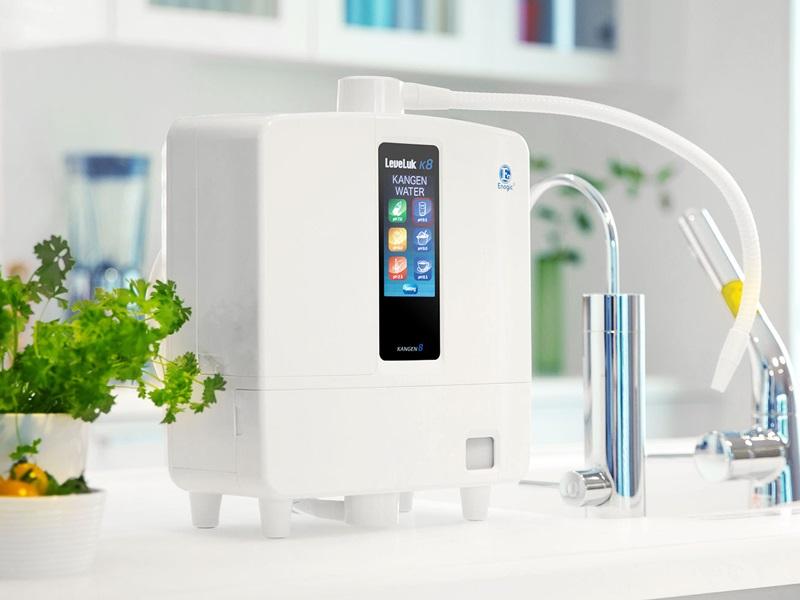 Leveluk K8 là dòng sản phẩm mới nhất và cao cấp nhất của tập đoàn Enagic
