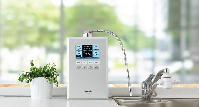 Các dòng máy lọc nước điện giải của Panasonic được thiết kế phù hợp với nguồn nước Việt Nam