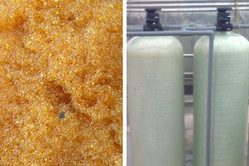 Sử dụng hạt nhựa trao đổi ion là cách làm mềm nước hiệu quả hiện nay