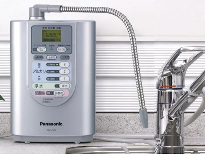 Nên sử dụng máy lọc nước điện giải để làm mềm nước sinh hoạt