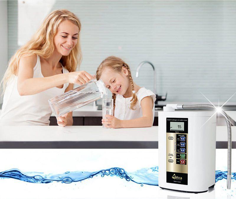 Công dụng của máy lọc nước