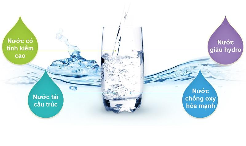 Tham khảo các mẫu máy lọc nước ion kiềm Crewelter được ưa chuộng nhất hiện nay