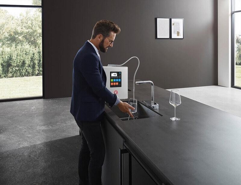 Fuji Smart i9 mang tới sự sang trọng vượt bậc cho không gian nhà bếp