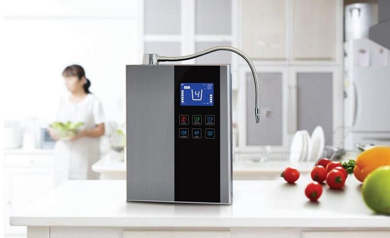 Máy lọc nước tạo kiềm Ionpia tích hợp nhiều chức năng thông minh giúp đảm bảo an toàn cho người dùng