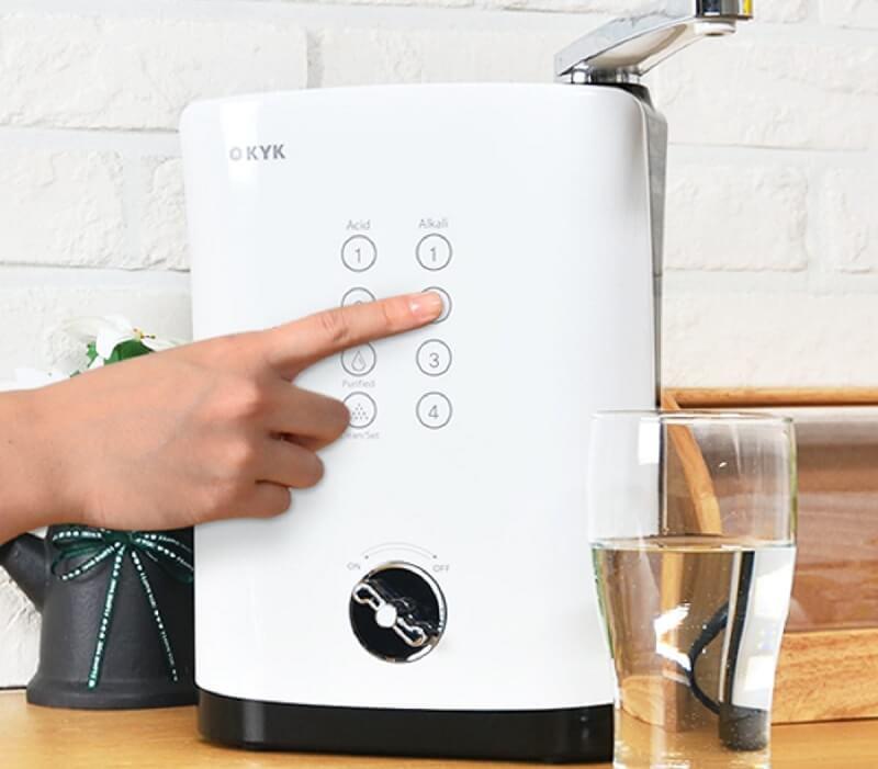 Model máy lọc nước ion kiềm được bán chạy nhất tại thị trường Việt Nam
