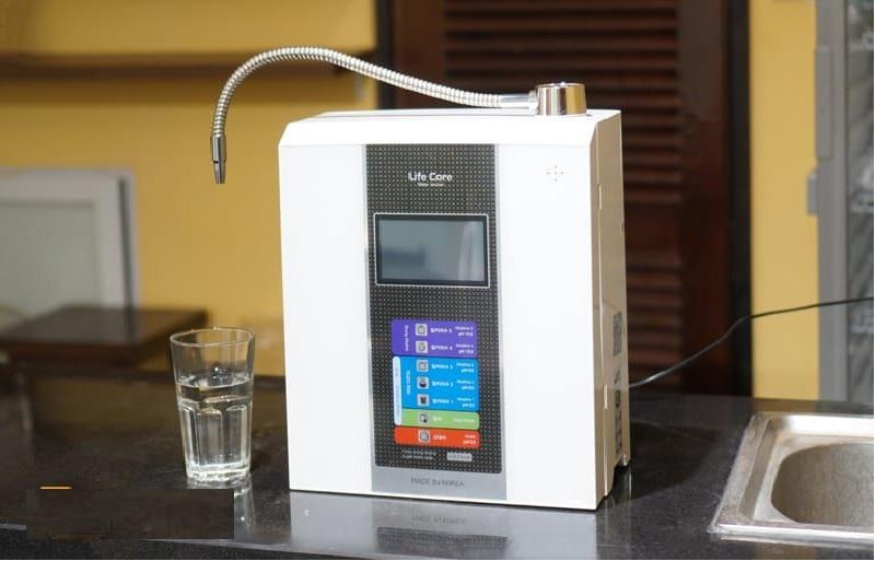 Top máy lọc nước ion kiềm Lifecore được ưa chuộng nhất