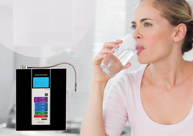Máy lọc nước kiềm Lifecore là lựa chọn thông minh của nhiều gia đình