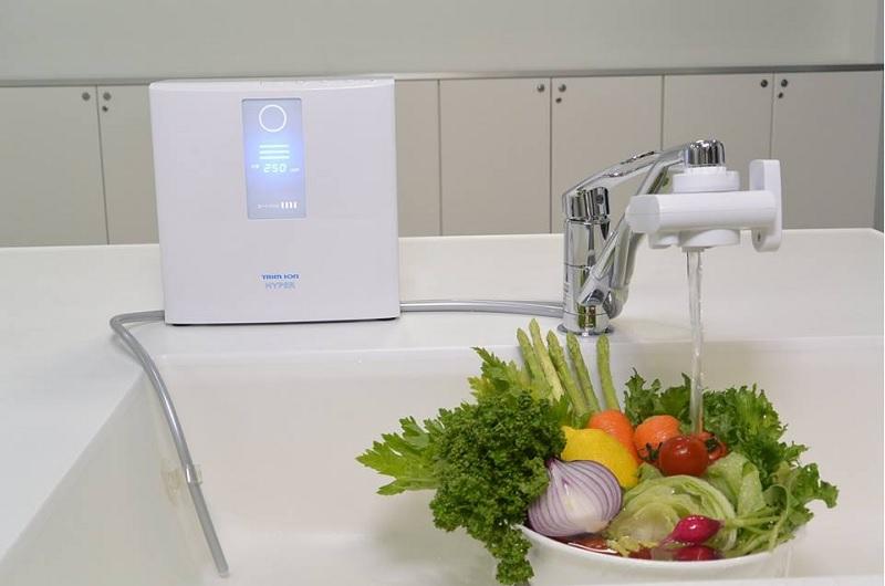 Máy lọc nước điện giải Trim Ion là giải pháp hoàn hảo cho nguồn nước sạch chuẩn, an toàn
