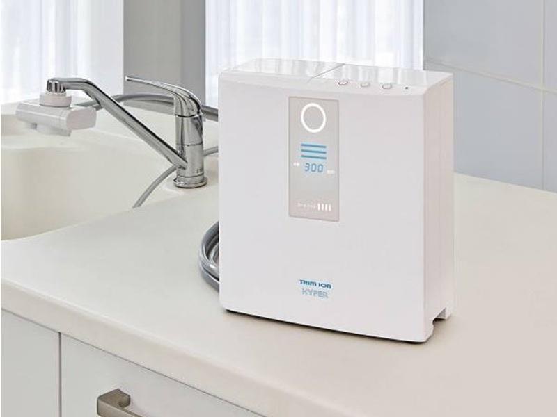 Máy lọc nước điện giải Trim Ion Hyper là máy lọc nước kiềm tươi chất lượng đáng mua nhất hiện nay