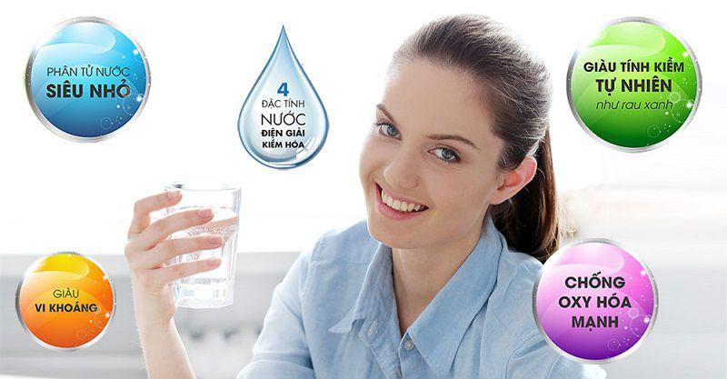 Sản phẩm có thể tạo ra nguồn nước với nhiều công dụng khác nhau