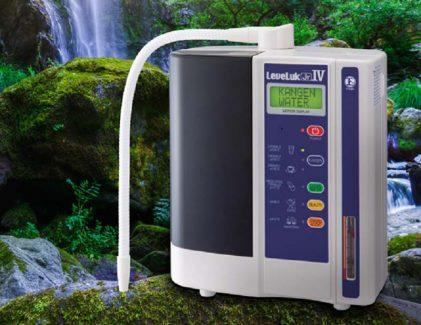 Đánh giá chi tiết máy lọc nước ion kiềm Kangen LeveLuk JRIV