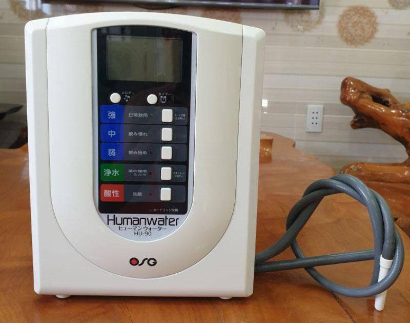 Máy lọc nước ion kiềm OSG Human Water HU-90